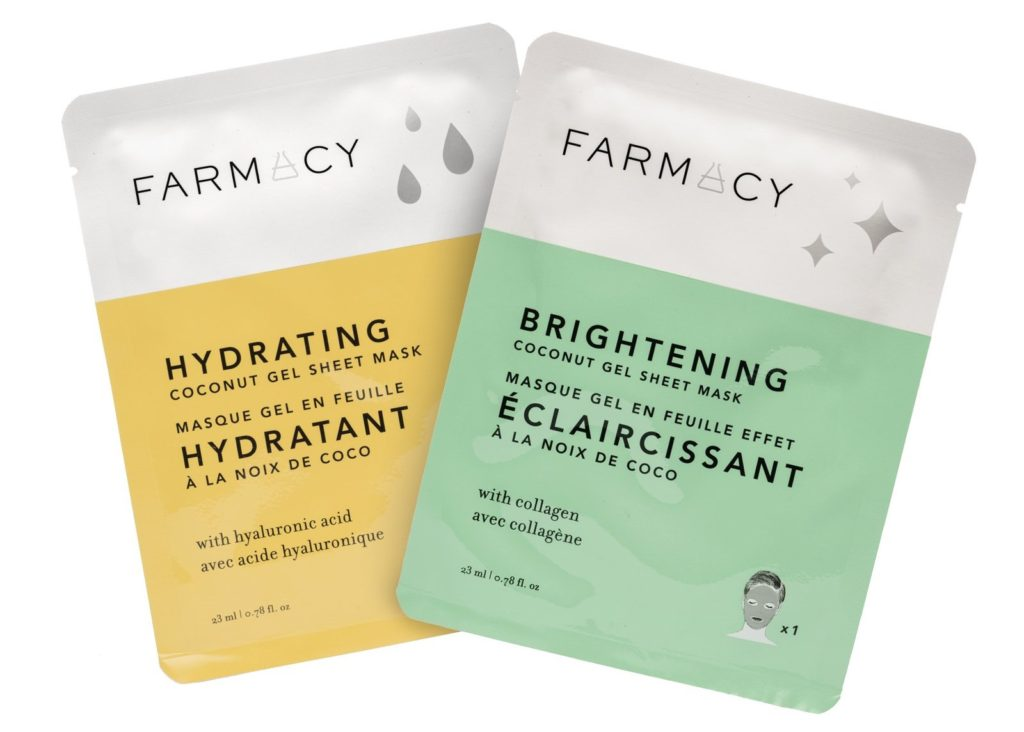 Farmacy Sheet Masks