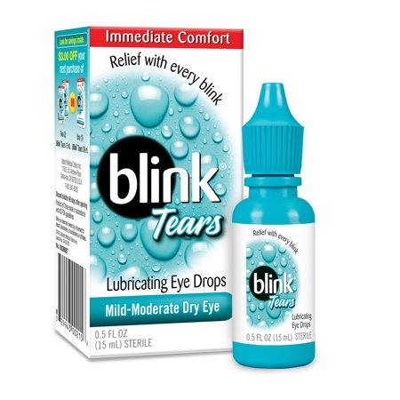 blink eye drops